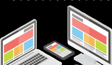 Mẫu thiết kế web bất động sản đẹp dựa trên phiên bản Joomla