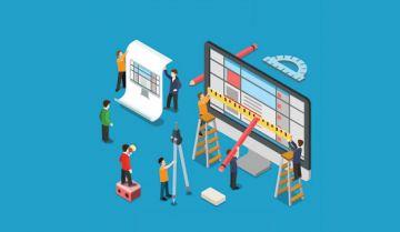Những thiết kế website bất động sản bắt mắt, chuyên nghiệp