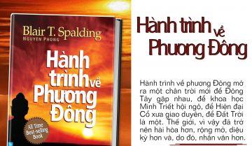 Sách hay: Hành trình về phương đông – Spalding