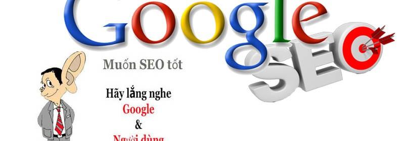 Phải biết lắng nghe người tiêu dùng và google