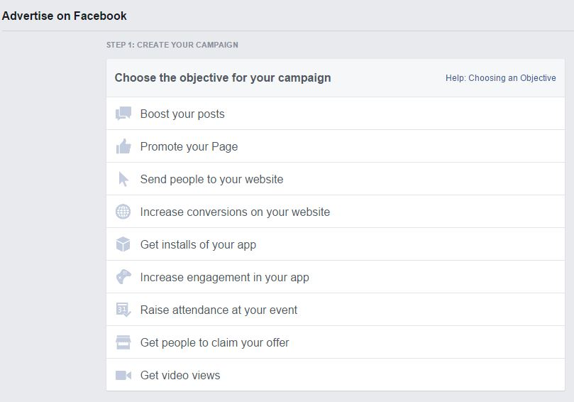 Hướng dẫn các cách quảng cáo trên facebook hiệu quả 3